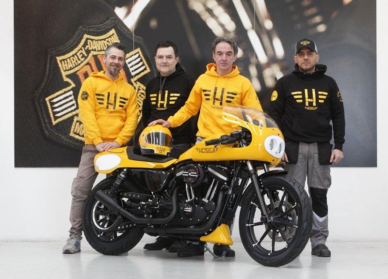 Harley Davidson Parma Custom King_001